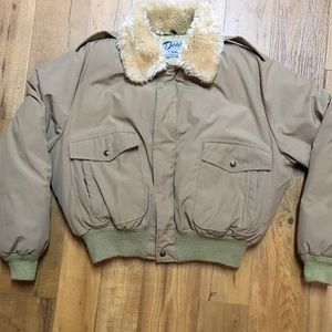 Vintage Schott Down Coat